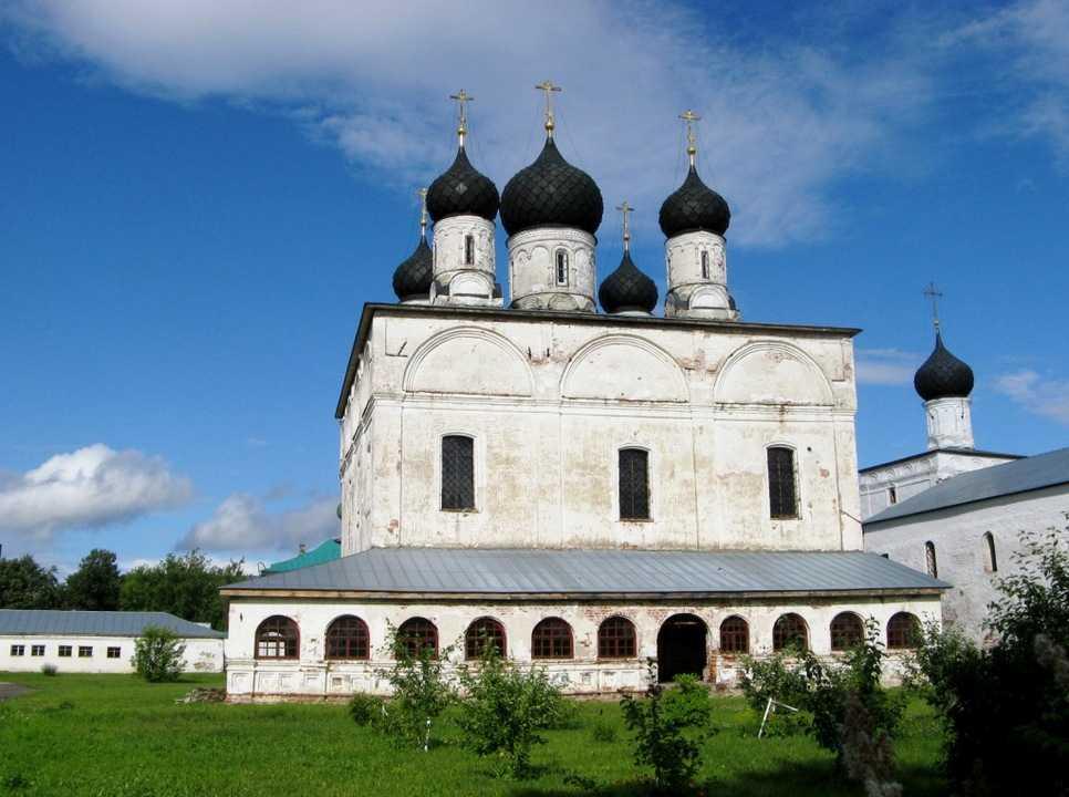 Троицкий-собор Макарьево Унженского монастыря